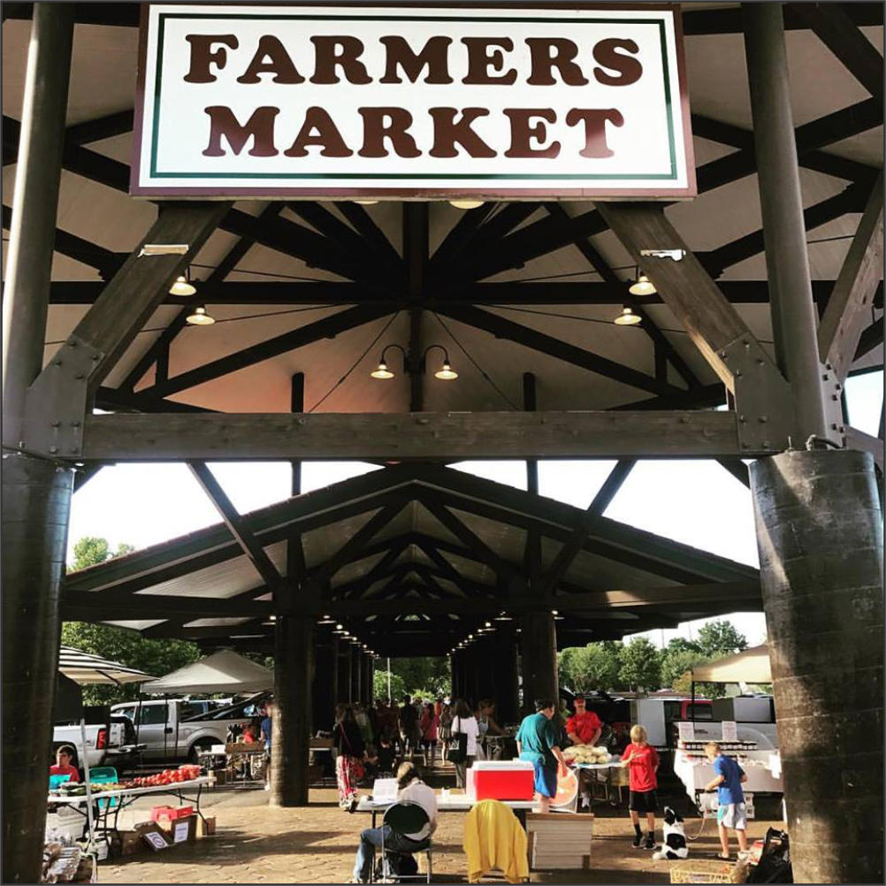 Downtown Hot Springs Farmers Market